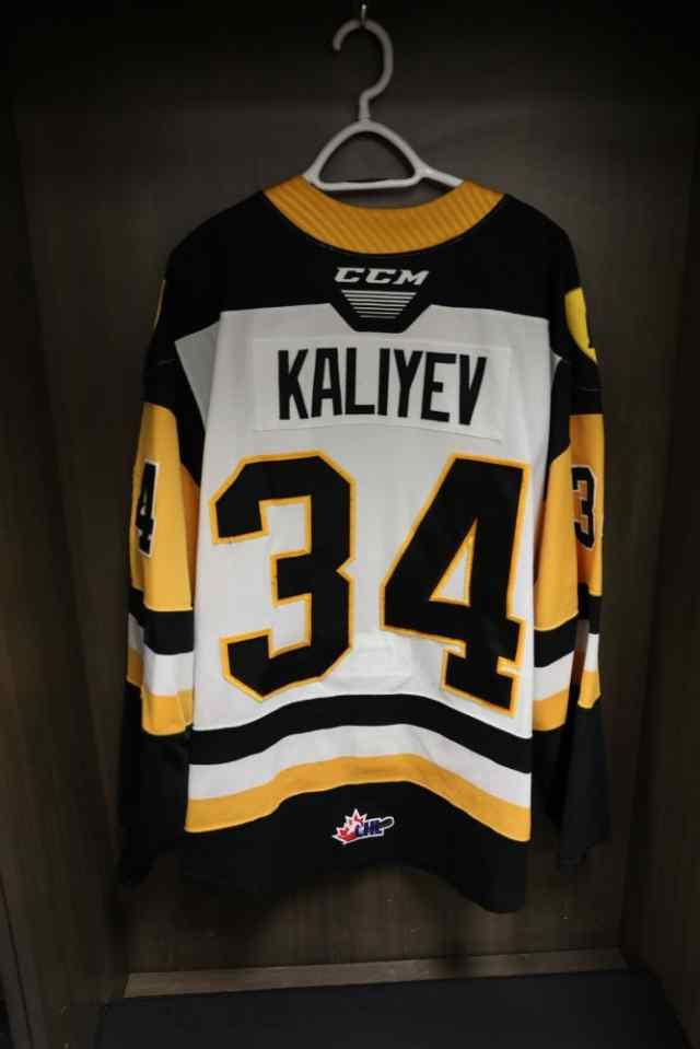 Thumbnail for #34 Arthur Kaliyev