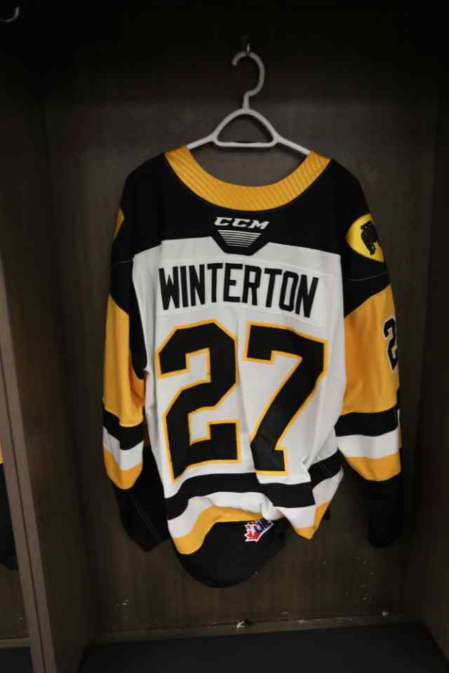 Thumbnail for #27 Ryan Winterton